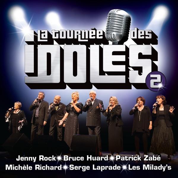 La tournée des Idoles (saison 2) | Patrick Zabé, Jenny Rock