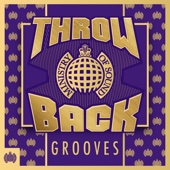 Various Artists - Throwback Grooves - Ministry of Sound artwork