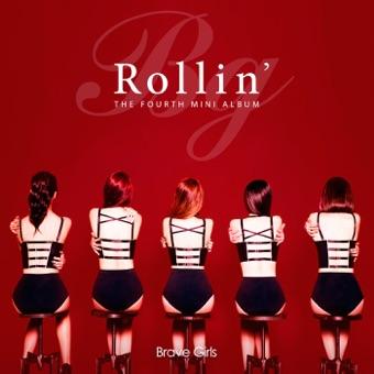 Rollin' – EP – Brave Girls