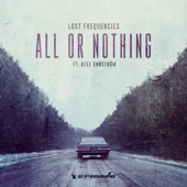 Lost Frequencies - All or Nothing (feat. Axel Ehnström) artwork