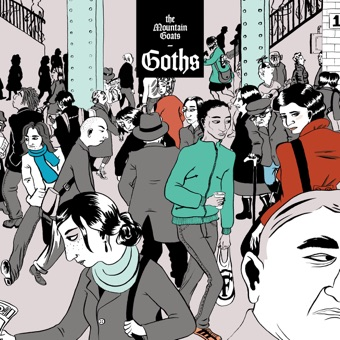 Goths (Deluxe Version) – The Mountain Goats