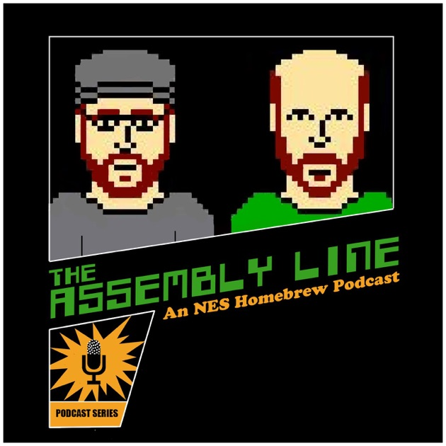 Image result for The Assembly Line Podcast