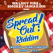 Various Artists - Spread Out Riddim - EP artwork