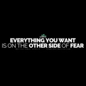 Everything You Want Is on the Other Side of Fear (Motivational Speech)