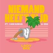 Lady Bee - Niemand Heeft Tijd (feat. I Am Aisha & Dio) [Extended Edit] kunstwerk