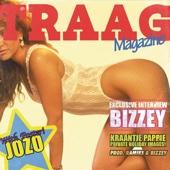 Bizzey - Traag (feat. Jozo & Kraantje Pappie) kunstwerk