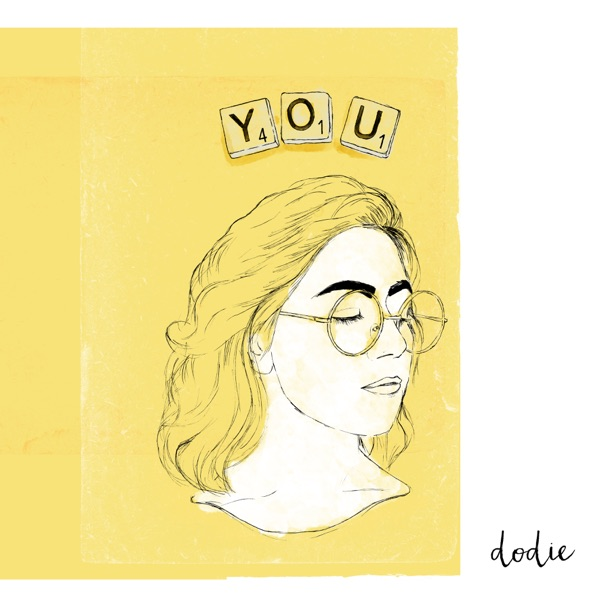 You - EP dodie CD cover