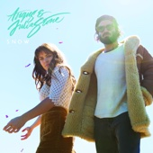 Angus & Julia Stone - SNOW Grafik
