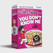 Jax Jones - You Don't Know Me (feat. RAYE & Spice) [Dre Skull Remix] artwork