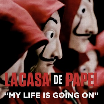 Artista:Cecilia Krull Faixa:My Life Is Going on / La Casa De Papel