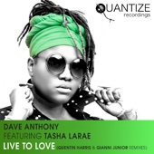 Live to Love (Quentin Harris Re Production)
