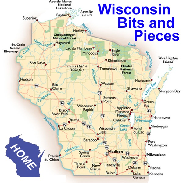 Wisconsin Bits and Pieces