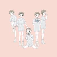泉まくら - 5years artwork