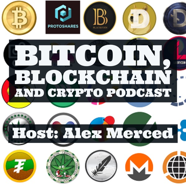 bitcoin, blockchain and crypto podcast