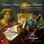 Philidor: Six Parisian Quartets