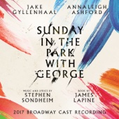 Sunday in the Park with George (2017 Broadway Cast Recording) - Various Artists Cover Art