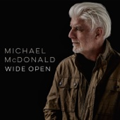 Michael McDonald - Wide Open  artwork