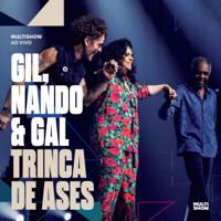 Gilberto Gil, Nando Reis & Gal Costa Trinca de Ases (Ao Vivo)