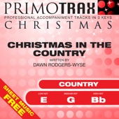 Christmas In the Country (Country Christmas Primotrax) [Performance Tracks] - EP