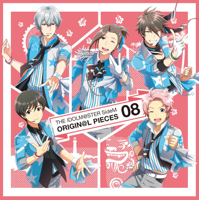 Various Artists - THE IDOLM@STER SideM ORIGIN@L PIECES 08 - EP artwork