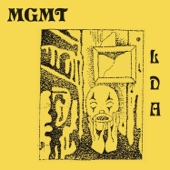MGMT - Little Dark Age  artwork