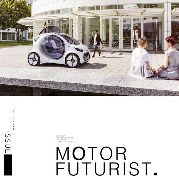 MOTOR FUTURIST 4K29