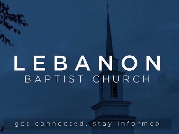 Sermons – Lebanon Baptist Church