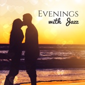 Jazz Night Music Paradise - Evenings with Jazz: Cozy Relaxing Vibes for Night, Jazz for Romantic Dinner for Two, Soft Chilled Melodies обложка