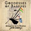 Goddesses of Bagpipe - Shipping Up to Enter Sandman Grafik