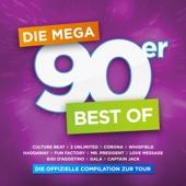 Various Artists - Die Mega 90er - Best Of Grafik