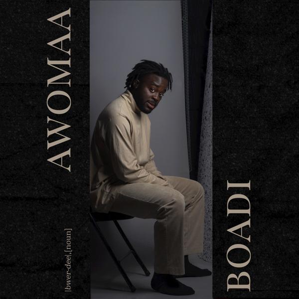Boadi Awomaa - EP Album Cover