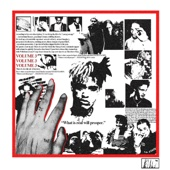 XXXTENTACION Presents: Members Only, Vol. 3 - XXXTENTACION Cover Art