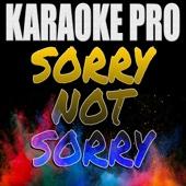Sorry Not Sorry (Originally Performed by Demi Lovato) [Instrumental Version]