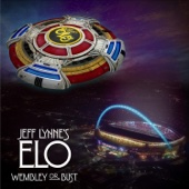 Jeff Lynne's ELO - Jeff Lynne's ELO - Wembley or Bust artwork