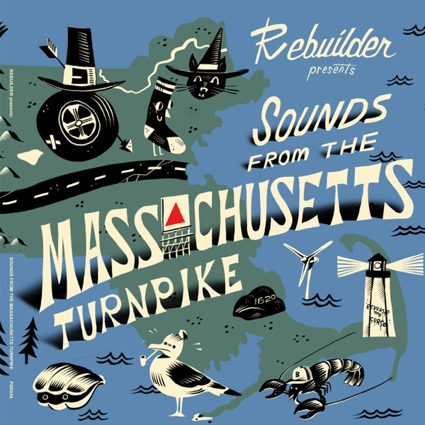 Sounds from the Massachusetts Turnpike - EP