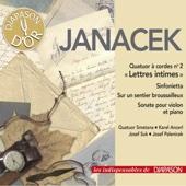 Janáček: Sinfonietta, Lettres intimes, Sonate pour violon & Sur un sentier broussailleux (Les indispensables de Diapason)