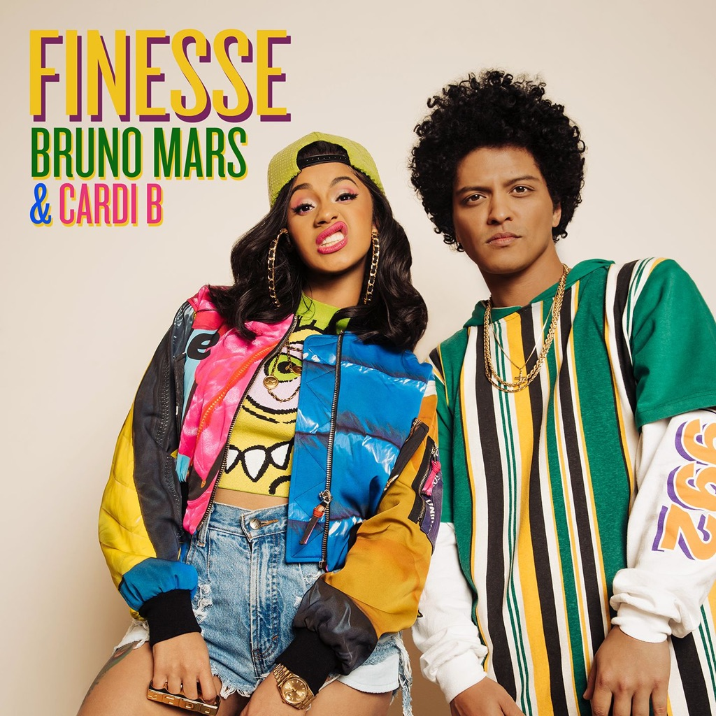 Finesse (Remix) [feat. Cardi B] - Bruno Mars