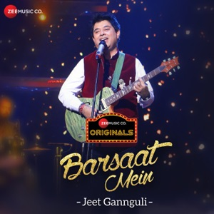 Jeet Gannguli Barsaat Mein Chords And Lyrics Chordzone Org