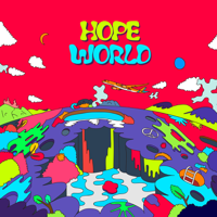 j-hope - Hope World artwork