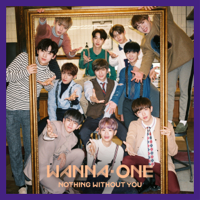 Wanna One - 1-1=0(NOTHING WITHOUT YOU) artwork