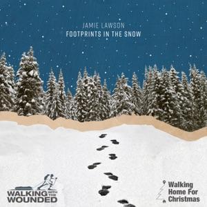JAMIE LAWSON - Footprints In The Snow Chords and Lyrics