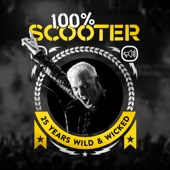Scooter - 100% Scooter (25 Years Wild & Wicked) Grafik
