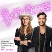 Mr. Jones (The Voice Performance) - Dennis Drummond & Mitchell Lee