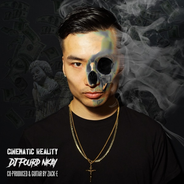 Cinematic Reality - EP DJ Fourd Nkay CD cover