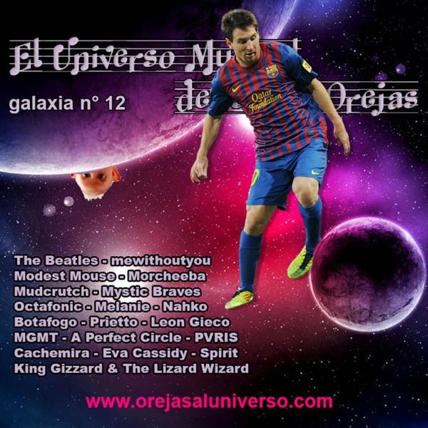 N° 12 - El Universo Musical del Señor Orejas