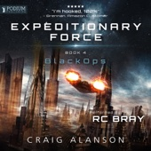 Craig Alanson - Black Ops: Expeditionary Force, Book 4 (Unabridged)  artwork