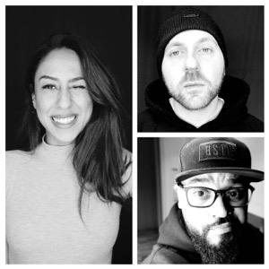 Beim Glas Wein - Der Podcast mit Melissa Khalaj und John& Rasheed