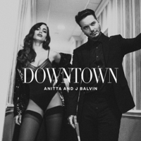 descargar bajar mp3 Anitta & J Balvin Downtown