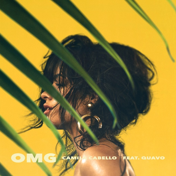 OMG feat Quavo - Single Camila Cabello CD cover