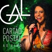 Gal Costa - Cartão Postal (Ao Vivo)  arte